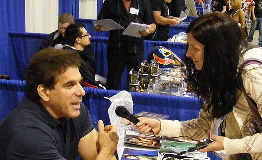 The Action Flick Chick interviews Lou Ferrigno.