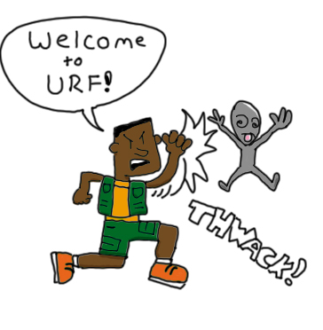 Welcome to Urf
