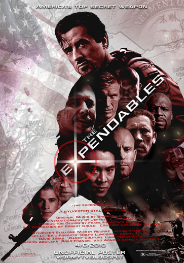 expendables poster1 ALL the tough guys...ONE movie!