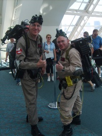 Who you gonna call at Comic-Con?