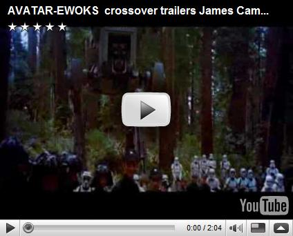 So if you recast Avatar's Smurfs with The Return of the Jedi's Ewoks,