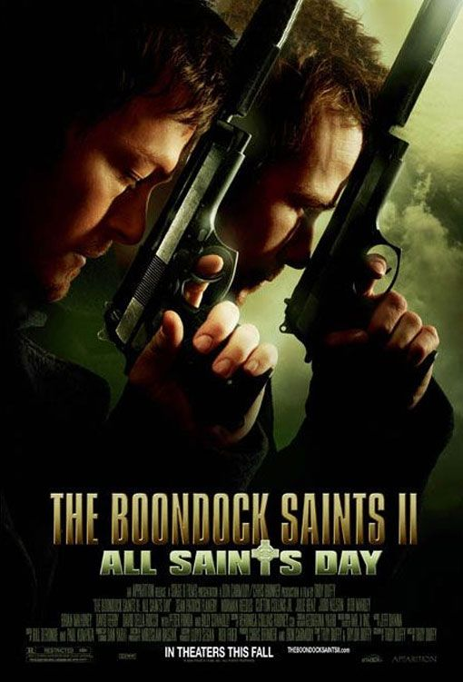 The Boondock Saints II: All Saints Day PROPS AND POSTERS