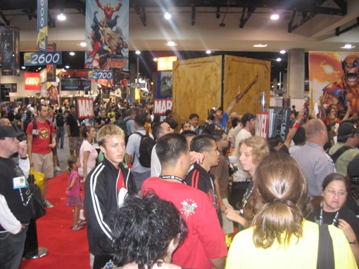 How Do Fan Convention Experiences Differ for Women and Men?