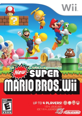 May Mega Mayhem: New Super Mario Bros. Wii!