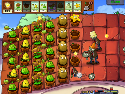 May mega mayhem plants vs zombies – there's a zombie on my lawn