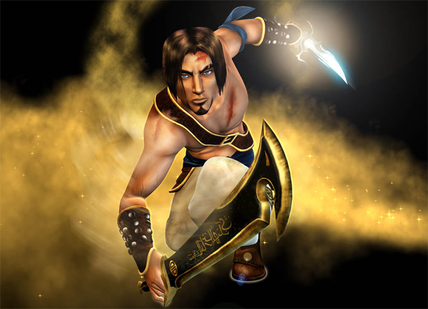 May Mega Mayhem: Prince of Persia: The Sands of Time!