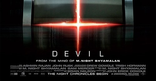 Coming Attraction: Devil (2010) – the Devilator!