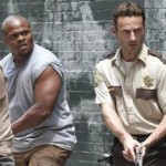 Left to right: Norman Reedus, IronE Singleton, Andrew Lincoln, Steven Yeun