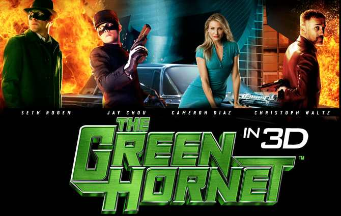 The Green Hornet 2011 Watch It Lest You Be Stung Action Flick Chick