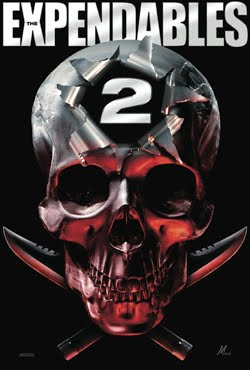 Watch Out Bad Guys! Here Comes The Expendables 2! | Action Flick Chick