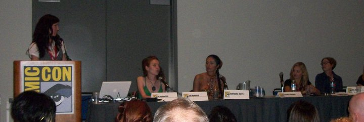 Oh, You Sexy Geek! Our 2011 SDCC Panel