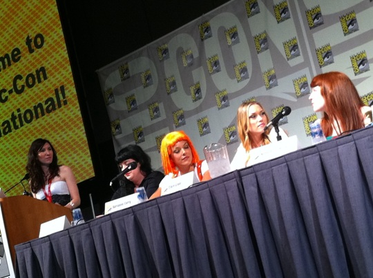 #FFF Fake Fangirl Friday Follow-Up: Oh, You Sexy Geek! San Diego Comic-Con Panel Reactions and Controversies