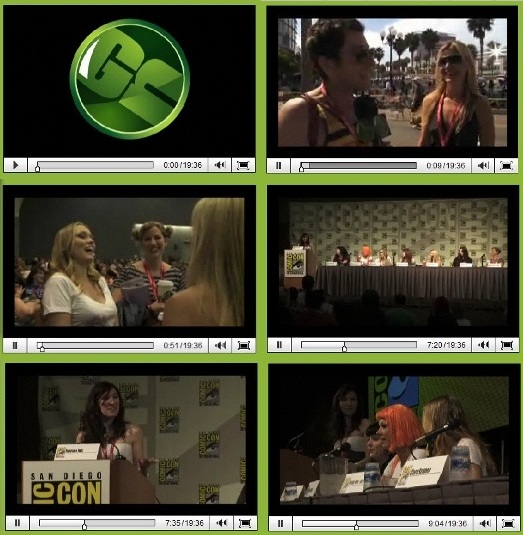 GeekNation Comic-Con Video: Oh, You Sexy Geek! Oh, the Notoriety!