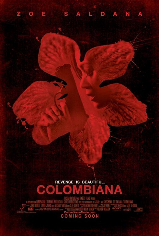 Film Review: Colombiana (2011)