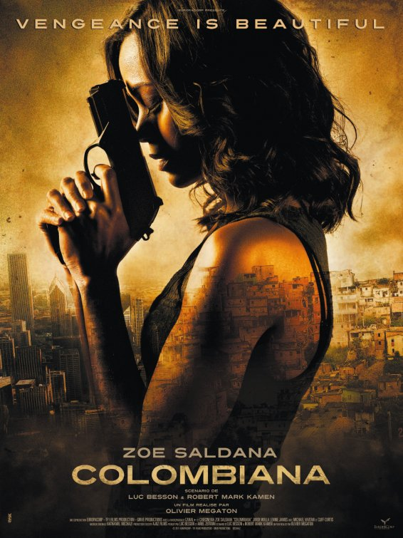 Coming Attraction: Colombiana (2011)