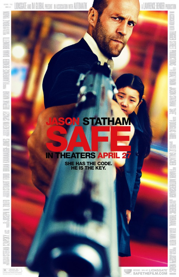 Coming Attraction: Safe (2012)!
