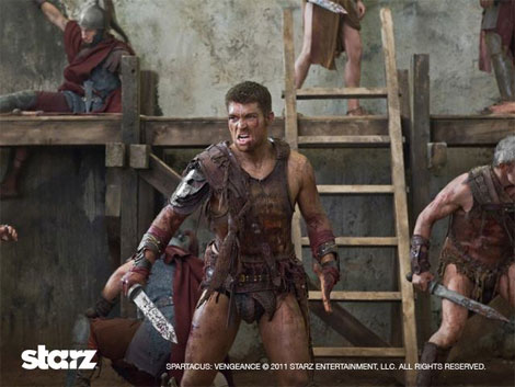 Steven S. DeKnight on Spartacus: Vengeance Finale (Interview)
