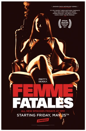 Interview: Cinemax's Femme Fatales Madison Dylan and Shani Pride