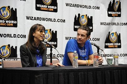 Wizard World Philly Comic Con: Star Trek Captains, Boondock Saints, Buffyfest, and Our GeekNation Launch Party!!