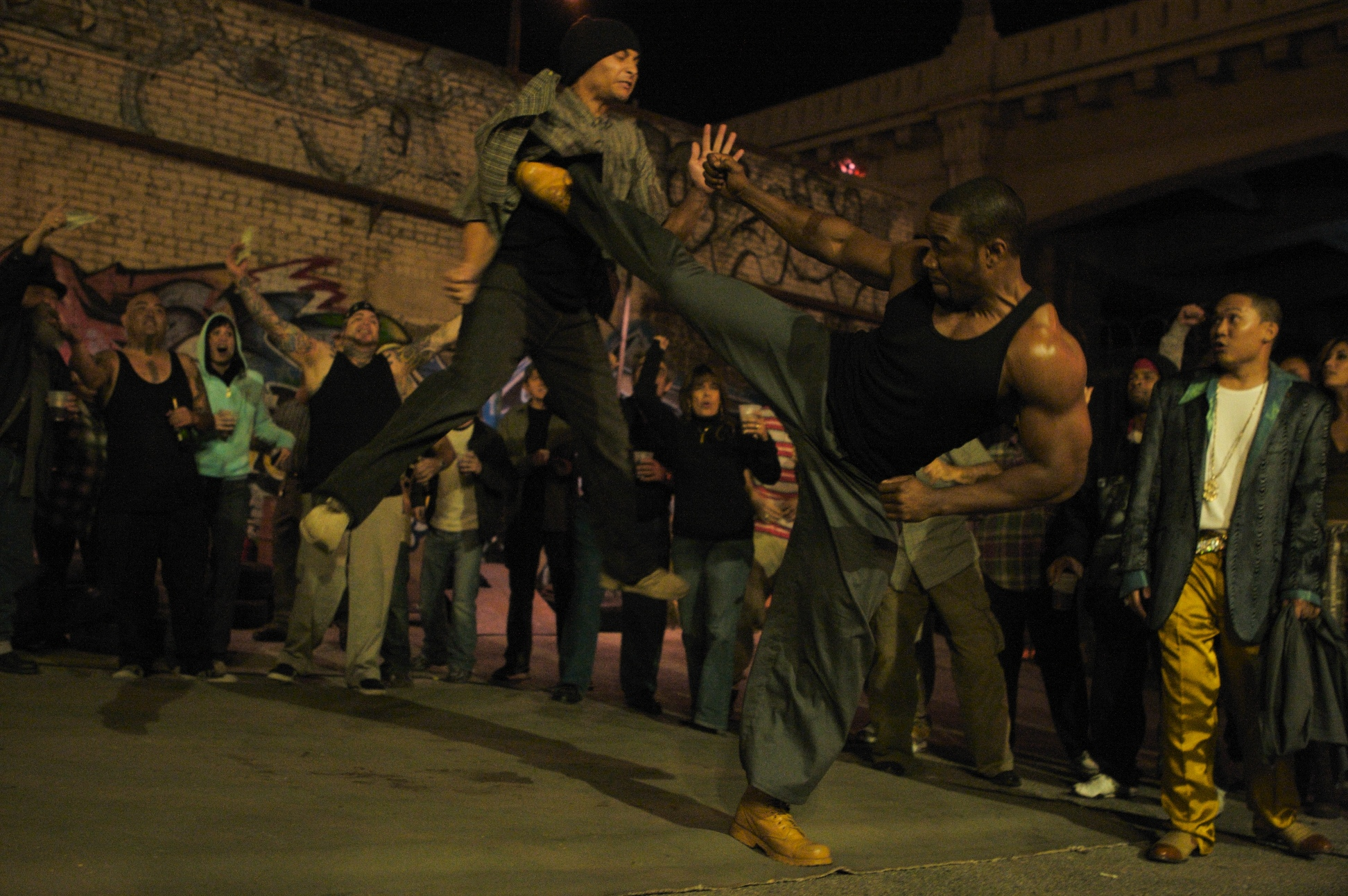 Review: Blood and Bone (2009)! – Action Flick Chick