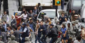 WorldWarZfilming