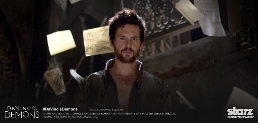 5 Reasons to Watch Da Vinci's Demons