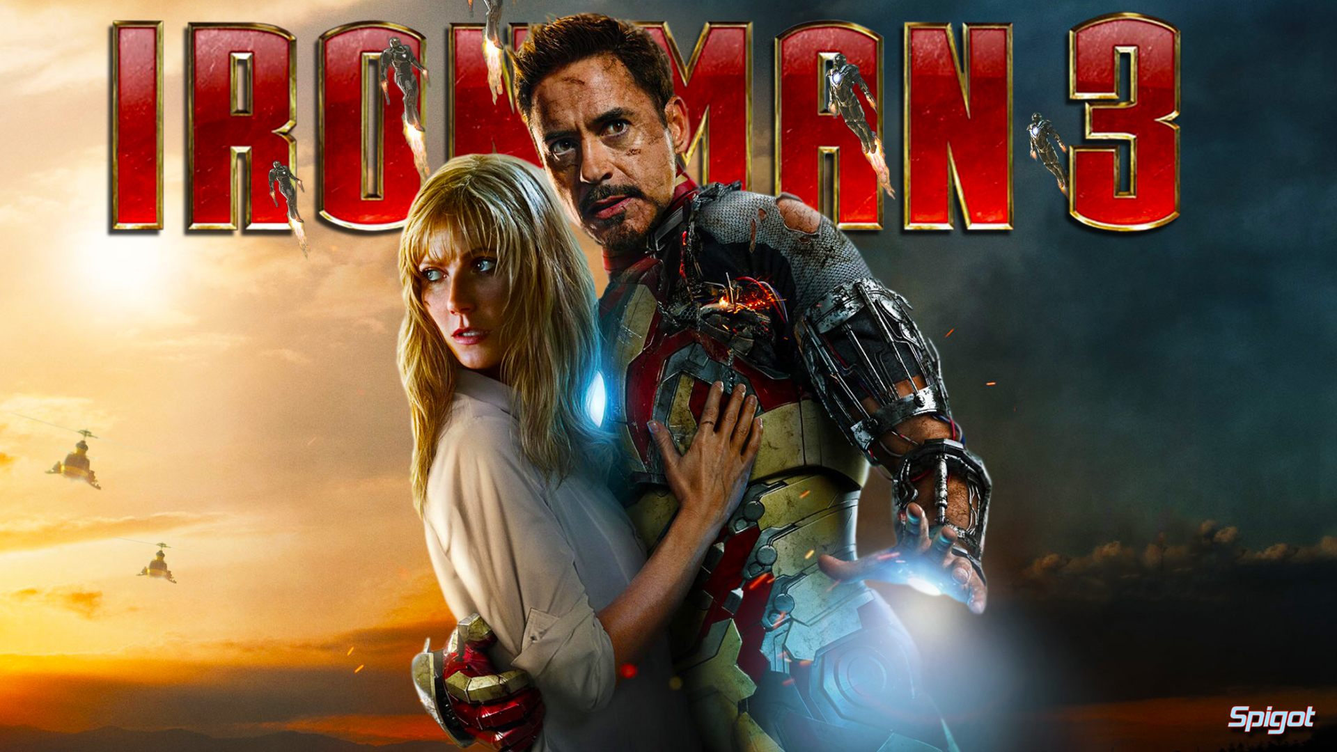 12 Reasons Iron Man 3 is Awesome