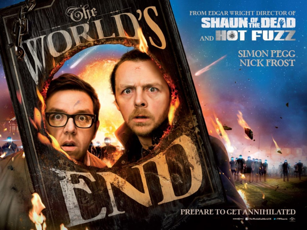 Coming Attraction: The World's End!
