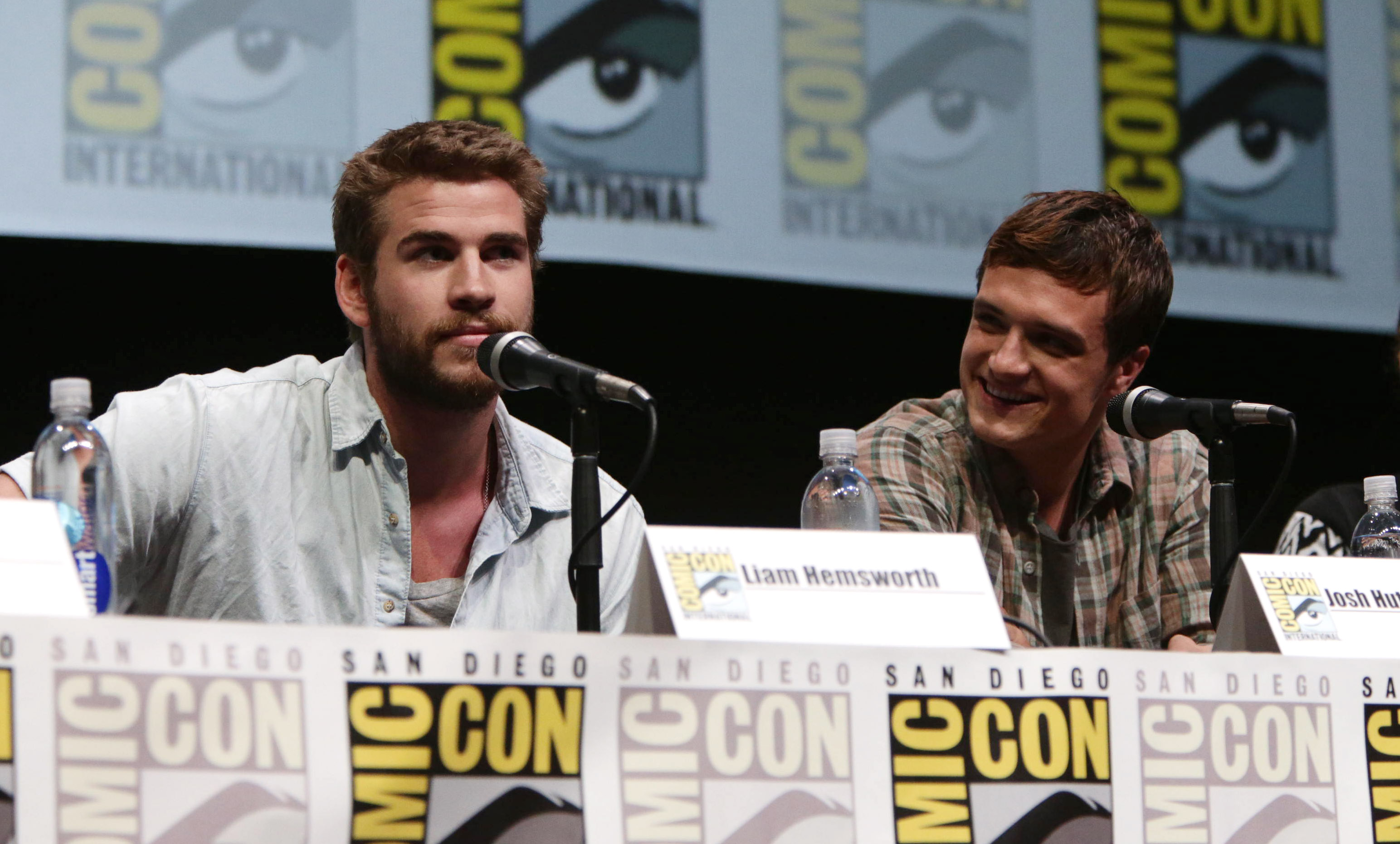 Sdcc 2013 The Hunger Games Catching Fire New Trailer And Photos