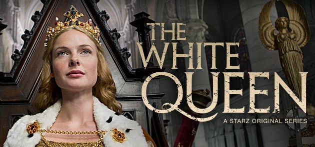 sneak peek at starz s original television show the white queen action flick chick. Black Bedroom Furniture Sets. Home Design Ideas