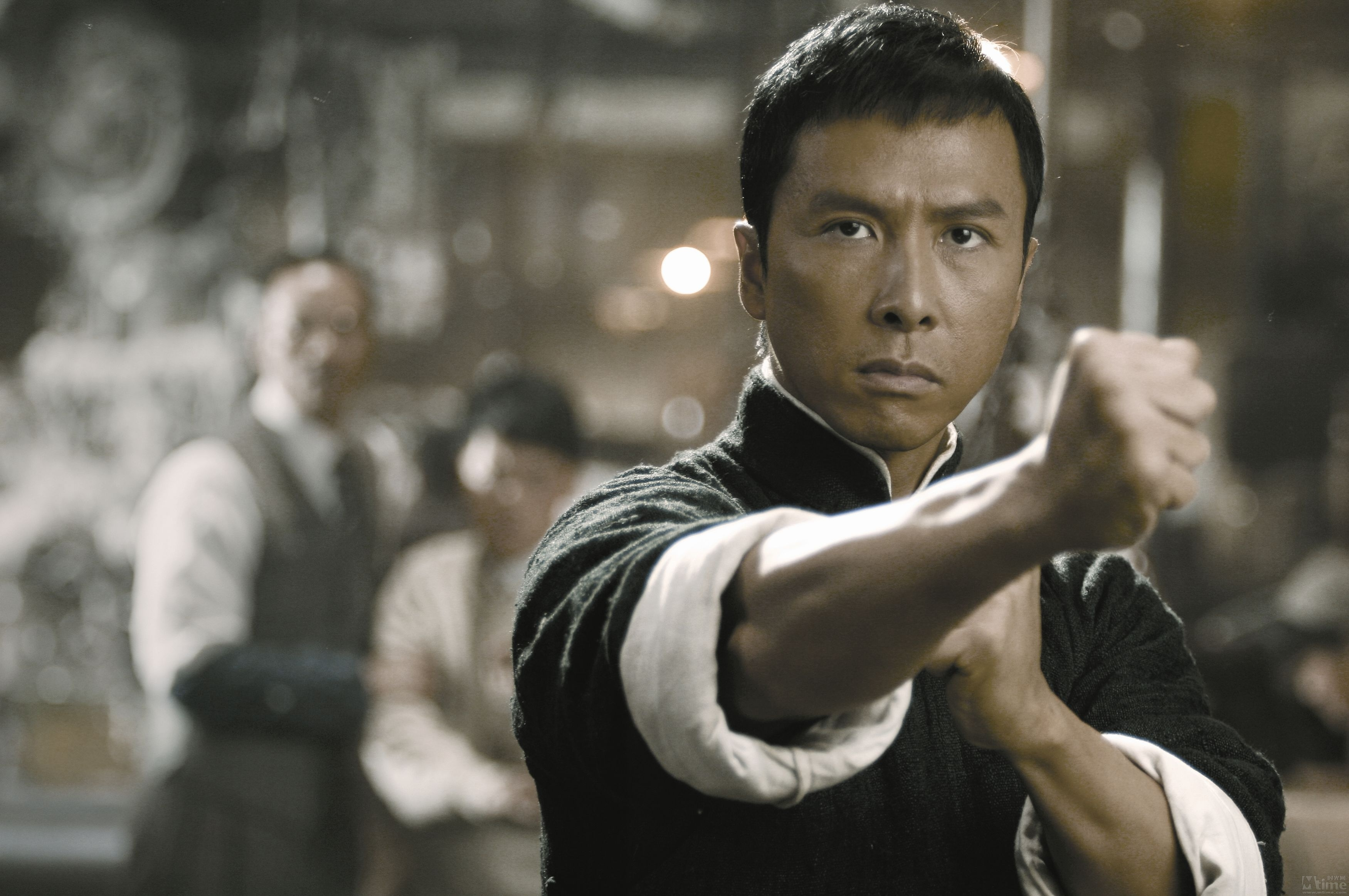 Blood on the Canvas: Ip Man