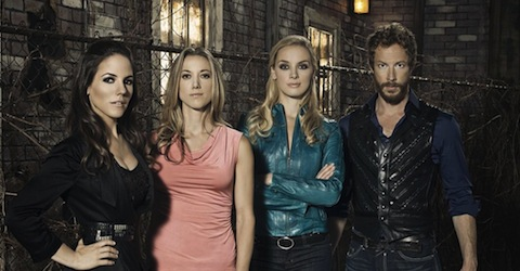 Lost Girl Season 3 DVD/Blu-ray Review