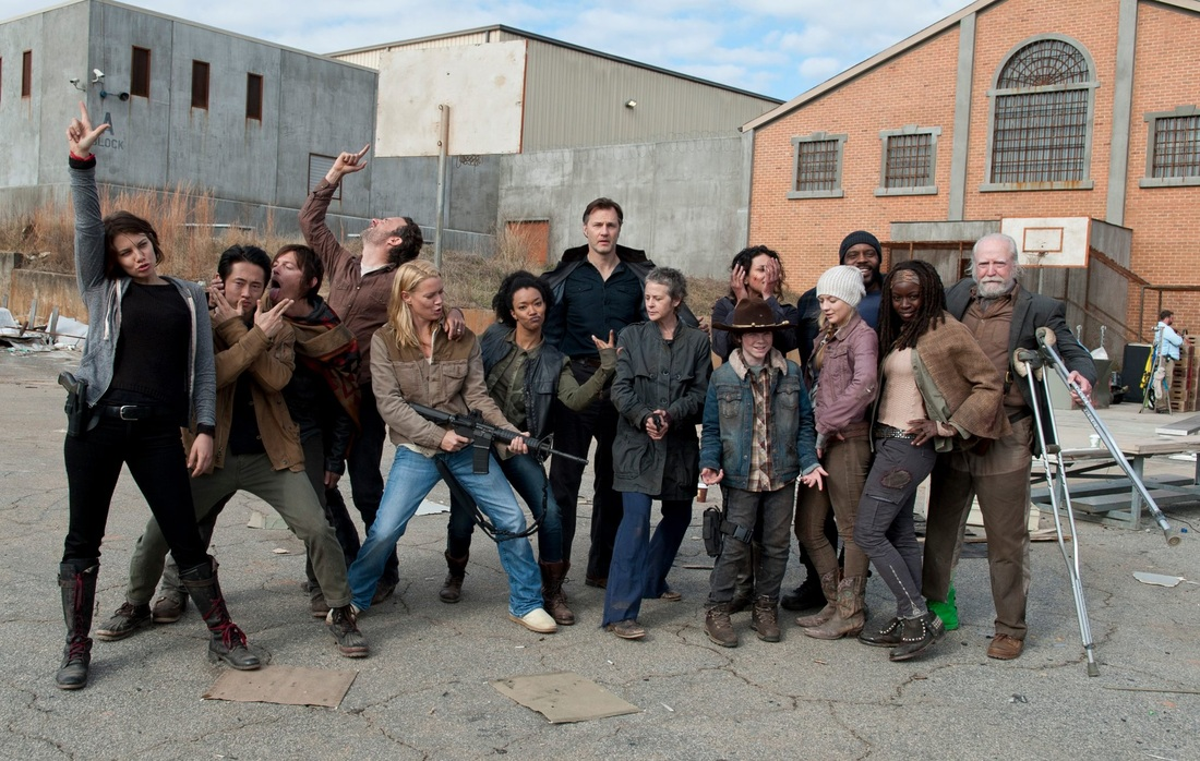 The Walking Dead Season 4 Finale: Rick Takes a Bite Outta Crime!