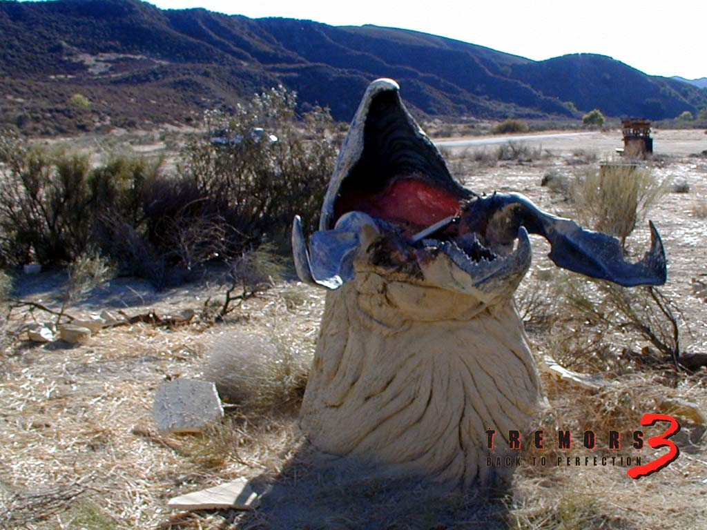From Beneath You It Devours The Tremors Series Seven Best Graboid