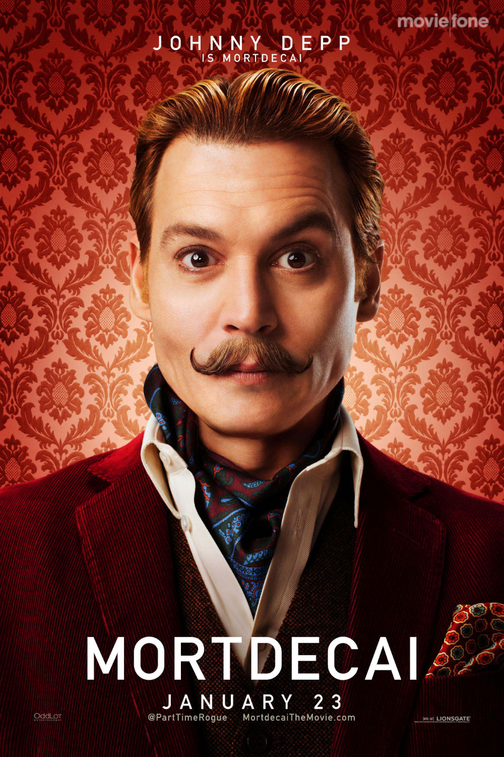 Le Mort De Mortdecai: Johnny Depp is Box Office Poison