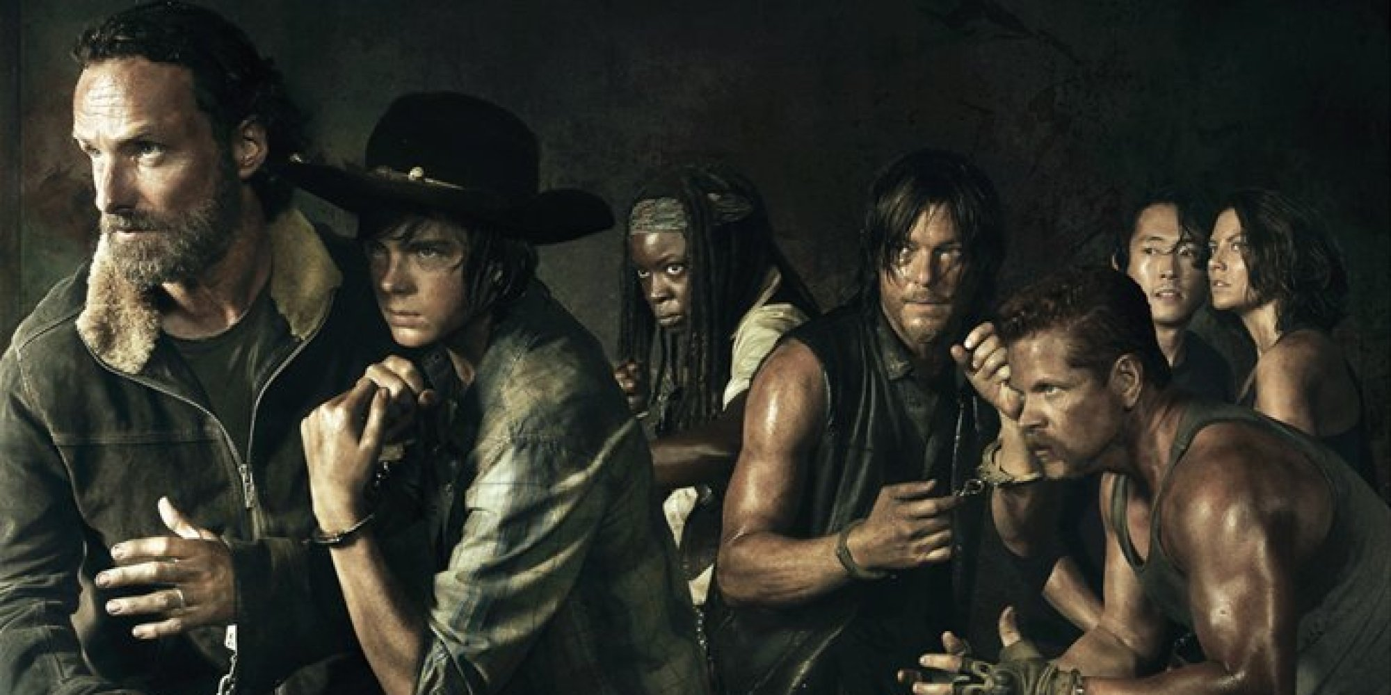 The Walking Dead Season 5 (Part 2) Trailer: Yetis Vs. Zombies