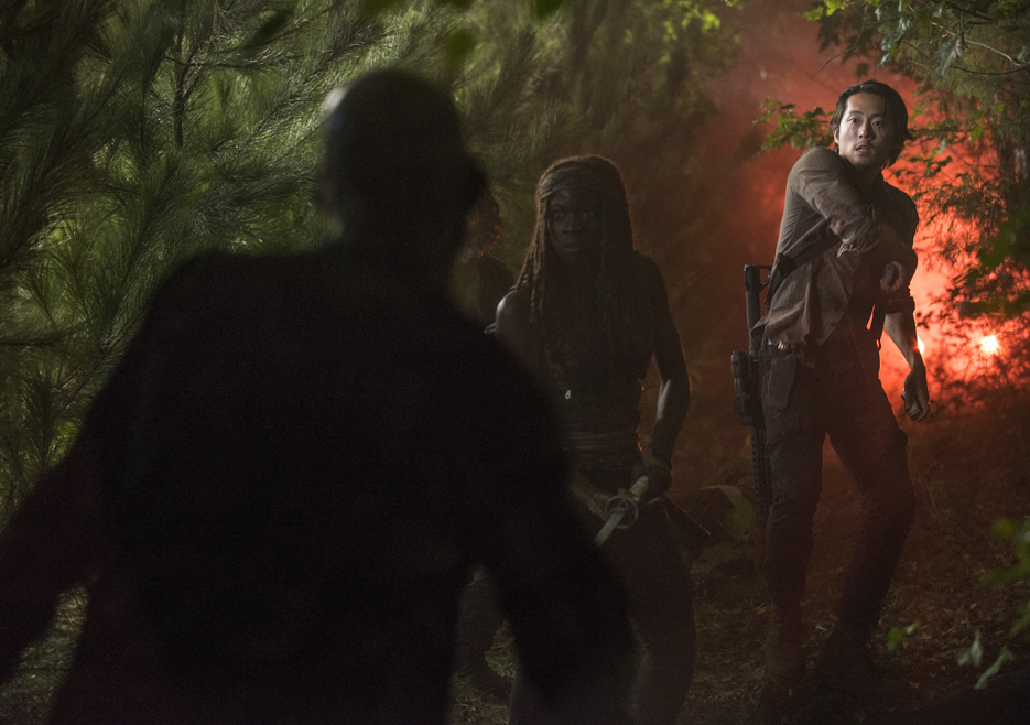 The Walking Dead 5-11 Recap: Stranger Danger